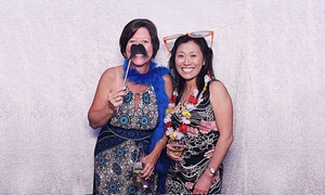It's That Amazing Mobile Photo Booth: $207 for a Two-Hour Photo-Booth Rental from It's That Amazing Mobile Photo Booth ($489 Value)