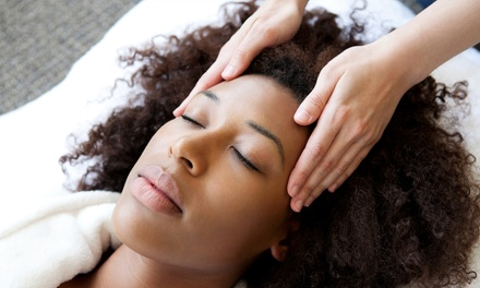45-, 60-, or 75-Minute Massage Plus Ultrasonic Facial at The Galleria Day Spa (Up to 42% Off)