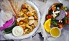 Naji's Pita Gourmet - Homewood: $7 for $14 Worth of Middle Eastern Food at Naji's Pita Gourmet