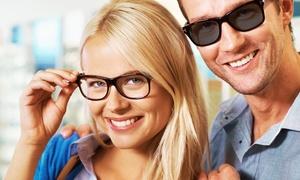 SUISSE OPTIQUE: Occhiali da vista con lenti monofocali o progressive e buono sconto fino a 300 € da Suisse Optique (sconto fino a 94%)