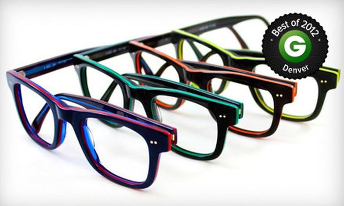 SEE Eyewear - Cherry Creek: $39 for $ 200 Toward Prescription Eyeglasses or Sunglasses at SEE Eyewear