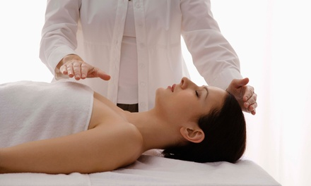 One or Two 45-Minute Reiki Sessions at Balancing for Health Clinic (Up to 57% Off)