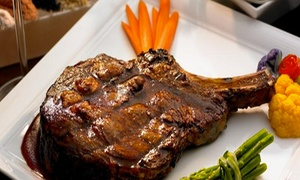 ENVY Steakhouse: $94 for $140 Worth of Steakhouse Dinner for Two at ENVY Steakhouse