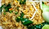 Half Off Pan-Asian Cuisine at Asiana Cafe in Greenwich