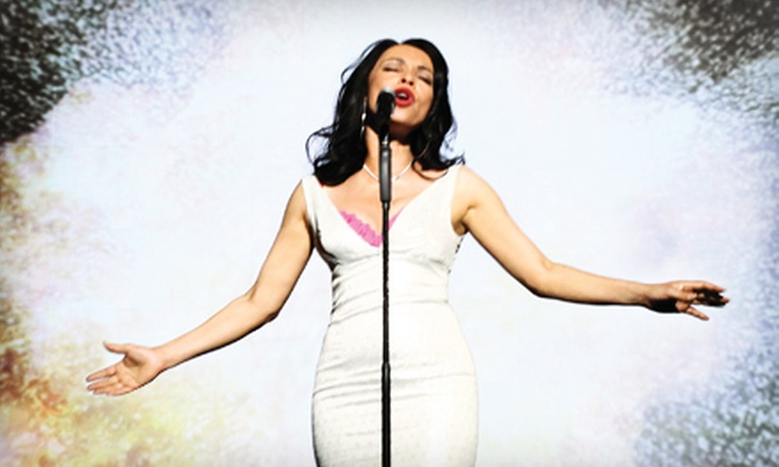 Sade and Special Guest John Legend - Downtown: One Ticket to See Sade and John Legend at Frank Erwin Center on September 7 at 7:30 p.m. Three Options Available.