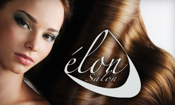 Élon Salon - West Chester: $149 for a Brazilian Blowout Hair Treatment and 20% Off After Care Products at Élon Salon ($300 Value)