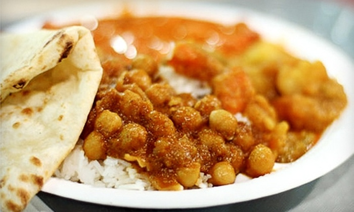 Rajdoot - Mission: $15 for $30 Worth of Indian Fare and Drinks at Rajdoot