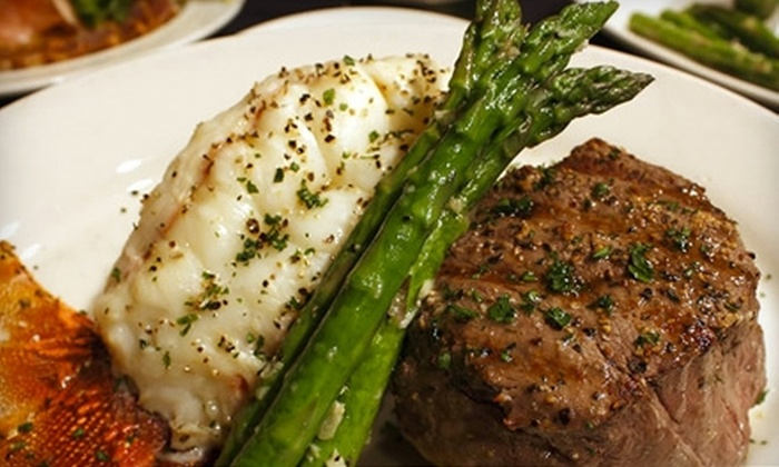 Prime Steak House and Piano Bar - Park City: $30 for $60 Worth of Fine Dining at Prime Steak House and Piano Bar in Park City