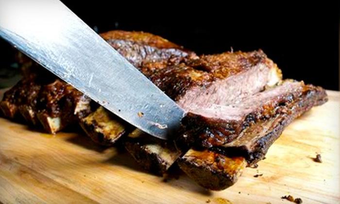 Via Brasil Steakhouse - Peccole Ranch: $25 for $50 Worth of Rodízio Dinner and Drinks at Via Brasil Steakhouse