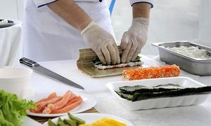 Alacarta Cursos: Curso de preparación de sushi para una o dos personas desde 24,90 €