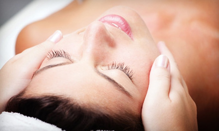 Eden Organics - Eden Organics: One, Two, or Three Organic Hot-Stone Facials with Hot-Stone Massages at Eden Organics in Doylestown (Up to 68% Off)