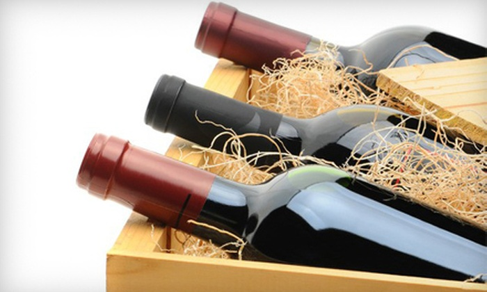 Bin 32: 6 or 12 Bottles of Wine from Bin 32 (Up to 73% Off)
