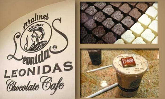Leonidas - Old Pasadena: $10 for $20 Worth of Gourmet Chocolates at Leonidas