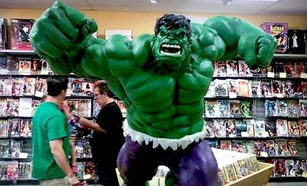 $12 Groupon to Neptune Comics - Neptune Comics in Waukesha