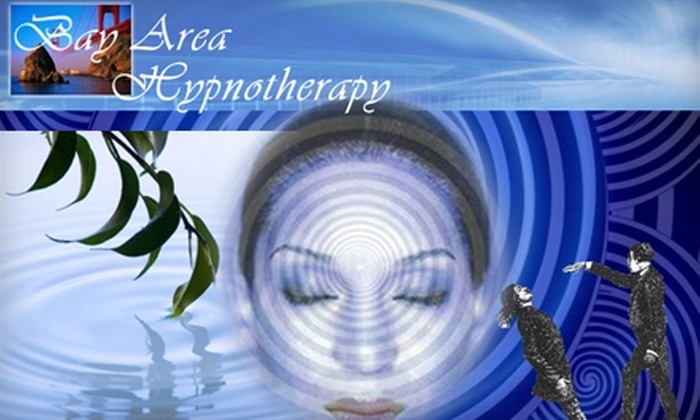 Bay Area Hypnotherapy - Downtown: $45 for 50-minute Hypnotherapy Session at Bay Area Hypnotherapy ($95 Value)