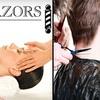 Half Off Salon and Spa Services at Razors
