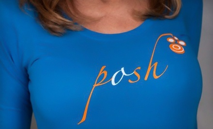 $30 Groupon to Posh Active Wear - Posh Active Wear in
