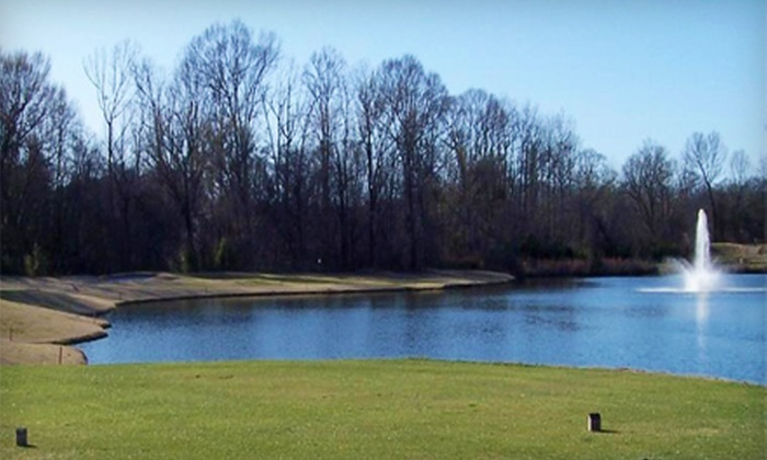 Beau Pre` Country Club - Baton Rouge: $60 for a Round of Golf, Cart, and Unlimited Range Balls for Two People at Beau Pre` Country Club in Natchez, MS ($120 Value)