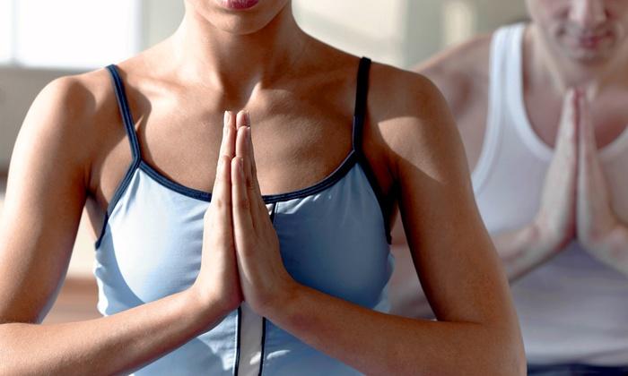 Moksha Wellness Centre - Cranston: 5 or 10 Yoga Classes at Moksha Wellness Centre (Up to51% Off)