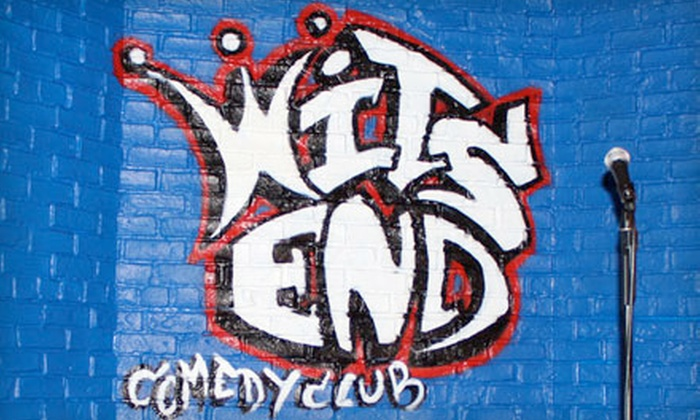 Wits End Comedy Club - West Central Westminster: $20 for Two Comedy Tickets and an Appetizer, Plus Two Tickets to a Future Show at Wits End Comedy Club in Westminster