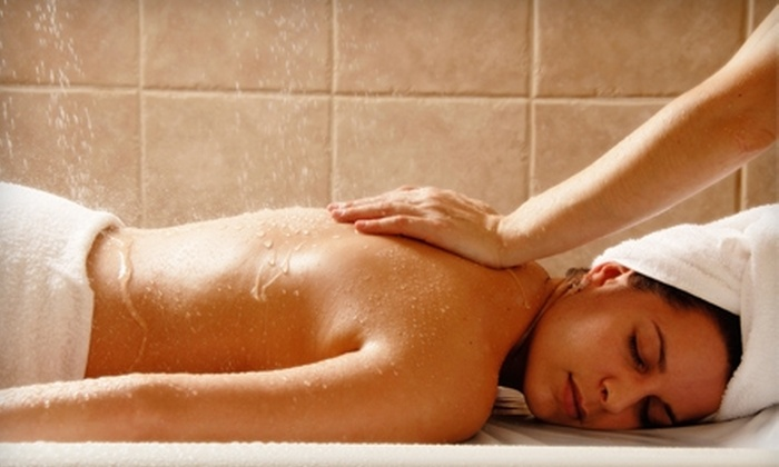 Franklin Spa - Multiple Locations: Spa Package, Massage, or Manicure and Pedicure at Franklin Spa