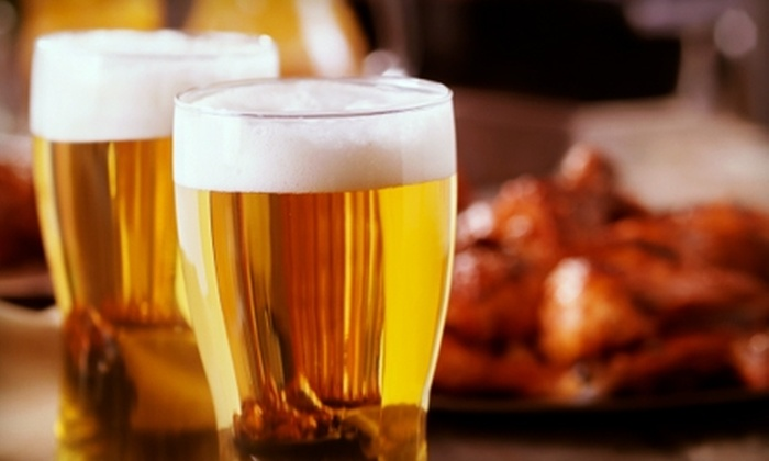 King Street Grille - Multiple Locations: $10 for $20 Worth of Drinks and Pub Fare at King Street Grille. Choose from Seven Locations.