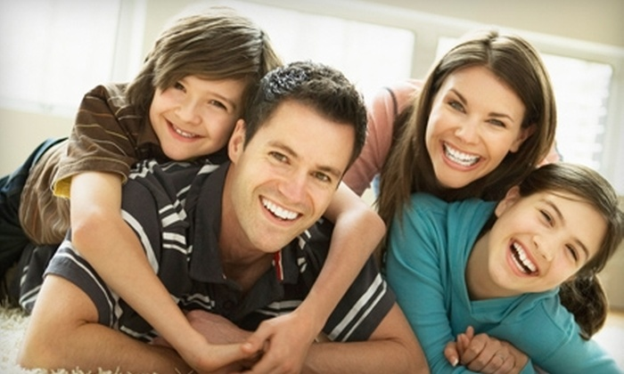 Trinity Dental Care - Multiple Locations: $36 for an Oral Exam, Cleaning, X-rays, and Take-Home Whitening Kit at Trinity Dental Care ($315 Value)