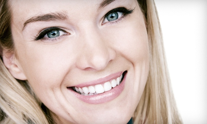 Arlington Center for Dentistry - Multiple Locations: In-Office Zoom! Teeth-Whitening Treatment with or without Exam and X-rays at Arlington Center for Dentistry (Up to 61% Off). Two Locations Available.