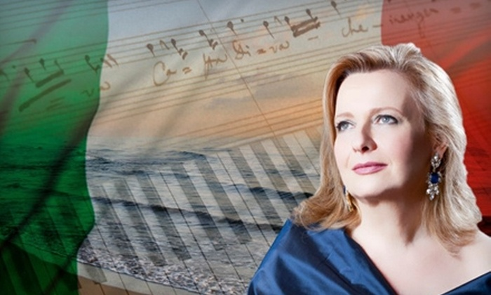 Orchestra Sinfonica dell'Europa Unita - Multiple Locations: $18 for General-Admission Ticket to Orchestra Sinfonica dell'Europa Unita at Symphony Hall in Boston ($35 Value)