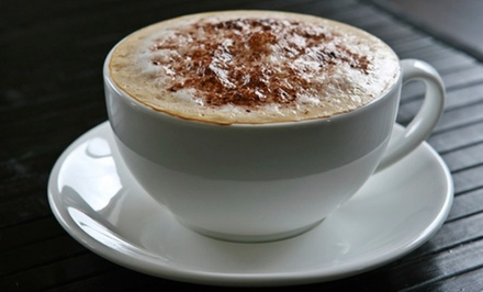 $10 Groupon to The Depot Coffee House - The Depot Coffee House in Hopkins