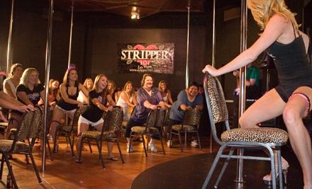 1 Basic Pole-Dancing Package (a $45 value) - Stripper 101 in Las Vegas
