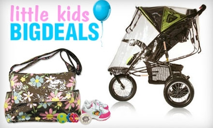 Clifton Childrenswear - Clifton: $25 for $50 Worth of Children's Clothing and School Supplies at Clifton Childrenswear