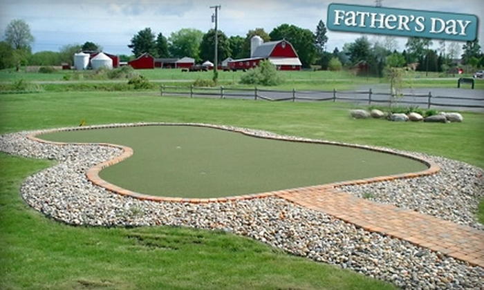 Indian Trail Golf Center - Ann Arbor: $10 for $25 Worth of Range Balls at Indian Trail Golf Center