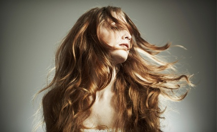 Haircut and Blow-dry (a $20 Value) - The KUR Salon & Academy in West Hartford