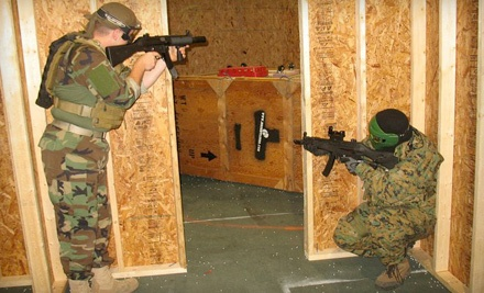 All-Day Airsoft Outing for 1 (a $52 value) - Steel City Airsoft in Bridgeville