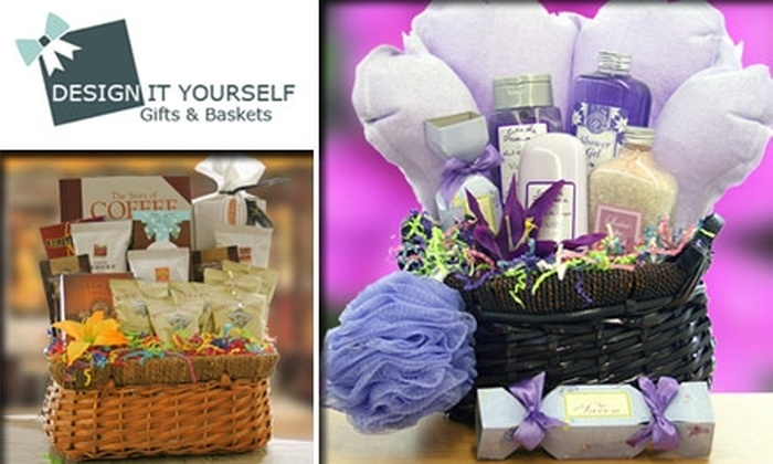 56 Off At Design It Yourself Gift Baskets Design It Yourself