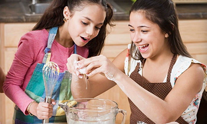 A Kid's Kitchen - Naperville: Child and Parent Cooking Classes at A Kid's Kitchen in Naperville.  Two Options Available.