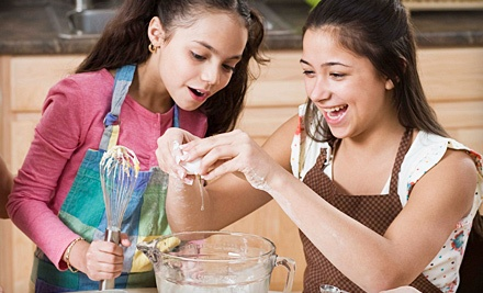 A Kid's Kitchen: 3-Part Series of Little Chef Classes - A Kid's Kitchen in Naperville