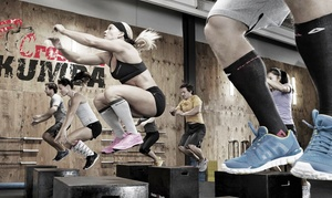 CrossFit Kumba: All-Access Membership and One or Two Months of CrossFit from CrossFit Kumba (Up to 58% Off)