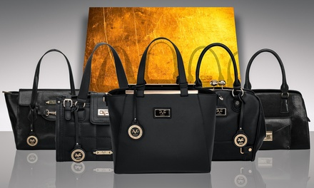Versace 19v69 Abbigliamento Sportivo Collection Totes and Satchels