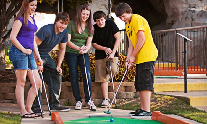 Putt-Putt Fun Center - North Chesterfield: $14 for Putt-Putt Golf, Bumper Boats, and Go-Karting for Two at Putt-Putt Fun Center (Up to $28 Value)
