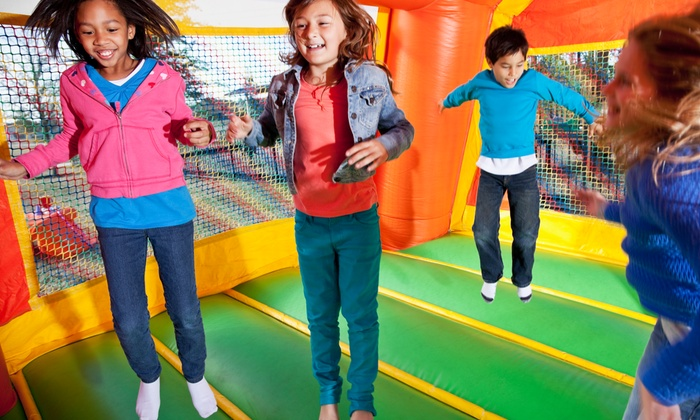 Parties On The Go - Atlanta: $70 for a 6-hour Bounce House Rental — Parties On The Go ($140 value)