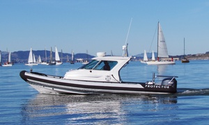 America Cup Charters: $599 for a Two-Hour Yacht Charter for Up to Six with America Cup Charters (Up to $1,008 Value)