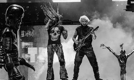 Disturbed & Rob Zombie on May 24 at 7 p.m.