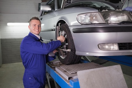 Wheel Alignment at Sunland Tire Company (34% Off)
