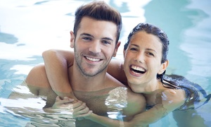 Timeto Resort Spa & Wellness: Ingresso in piscina e light lunch per 2 o 4 persone al Timeto Resort Spa & Wellness (sconto fino a 63%)