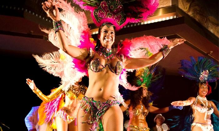 Amor Do Samba - Multiple Locations: $34 for $75 Groupon — Amor do Samba