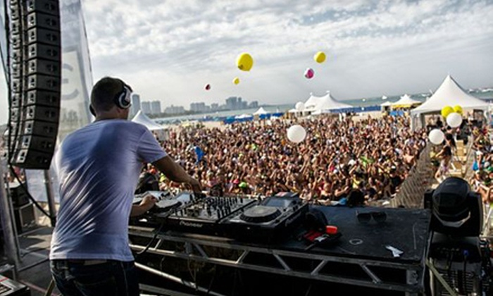 Wavefront Music Festival - Chicago: $99 for Three Days at Wavefront Music Festival on July 5–7 (Up to $189.99 Value)