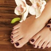 Up to 53% Off Mani-Pedi or Lash Extensions