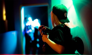 Ice Quest: Laser Quest: Two Games For Two or Four at Ice Quest (Up to 56% Off)